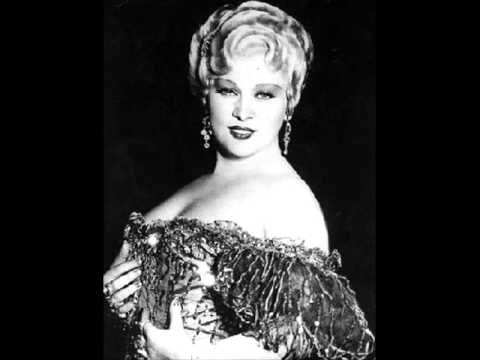 Mae West - Come Up And See Me Sometime