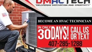 BEST HVAC SCHOOL IN ORLANDO FLORIDA!