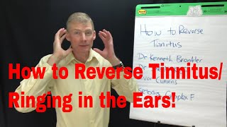 How to reverse tinnitus/ringing in ears. Keto is the solution. Other doctors' support linked.