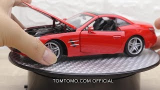 Toy Cars Mercy SL Class Mercedes-Benz Diecast Collection for Boys And Kids Tomtomo
