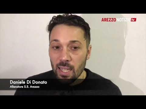 Renate-Arezzo 1-1, intervista a Di Donato