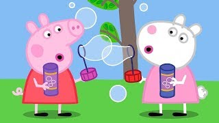 Peppa Pig Official Channel | The Race to Peppa Pig's House