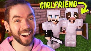 Minecraft with my Girlfriend - Part 1