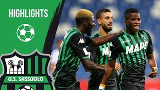 Coppa Italia: Sassuolo-Spezia 1-0, highlights