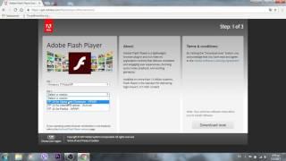 Πώς να κατεβάσετε το Adobe Flash Player