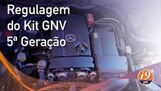 Regulagem do Kit GNV 5ª Geração.