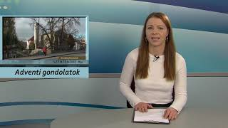 Szentendre Ma / TV Szentendre / 2020.12.18.