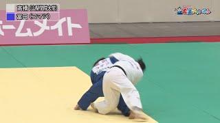女子78kg超級 決勝