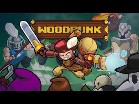 WOODPUNK - Teaser Trailer thumbnail