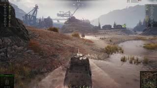 WoT, отличный бой на 53 ТР польском тяже .