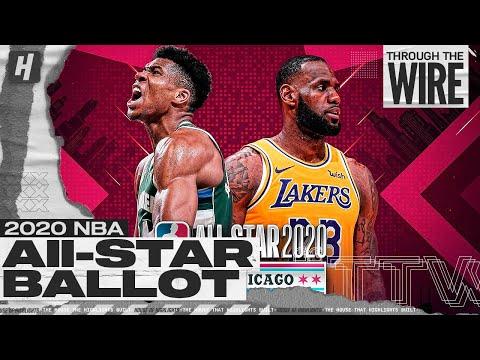 TTW's 2020 NBA All Star Ballot   Through The Wire Podcast
