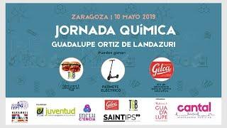 Un centenar de alumnos compiten en la I Jornada Química Guadalupe Ortiz de Landázuri