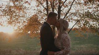 The Perfect Fall Barn Wedding