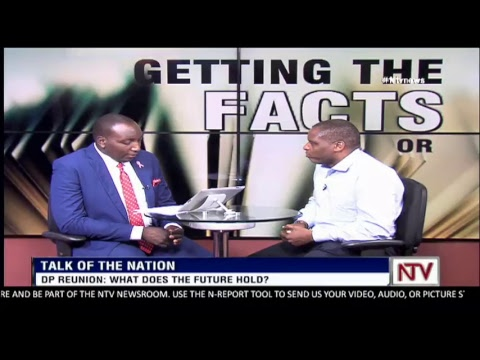 TALK OF THE NATION: DP reunion, what does the future hold?