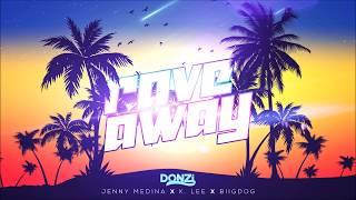 Donzi Simano Featuring Jenny Medina, K Lee, BiigDog-Rave Away [Official Audio]