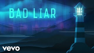 Imagine Dragons - Bad Liar (Lyric Video) - YouTube