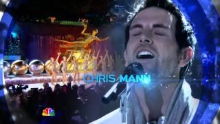 2012 Christmas In Rockefeller Center (commercial feat Chris Mann)