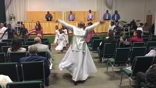 "NDBC Praise Dance - Love ""Medley"" by God's Chosen"