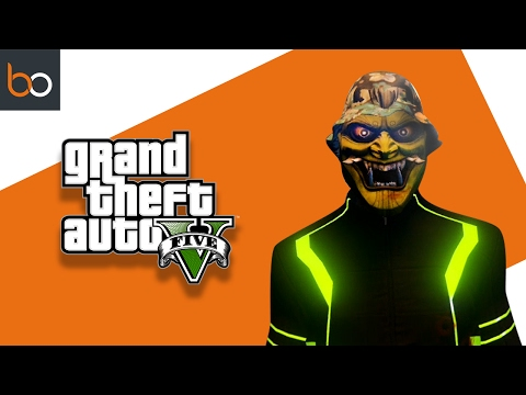 STEALING THE CHROME REAPER AND THE MASK HAT GLITCH! - GTA Online Multiplayer Import/Export Gameplay
