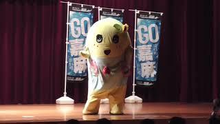 BTS嘉麻6周年感謝祭ふなっしーステージショー1回目-20181007