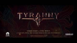 VideoImage2 Tyranny - Deluxe Edition