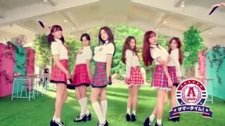 Apink「サマータイム!」DancefeatVerスクール篇