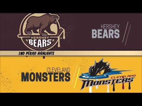 Monsters vs. Bears | Nov. 16, 2018