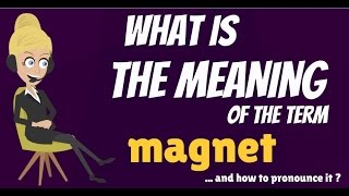 What is MAGNET? What does MAGNET mean? MAGNET meaning, definition & explanation