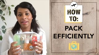 How to Pack Efficiently: Packing Tips for Moving Abroad Part I