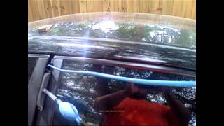 How To Open And Unlock A Car - Chevy Impala