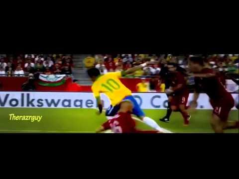 Eden Hazard Vs Neymar Jr- Young Talent 2013-14