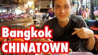 Yaowarat Road, Bangkok