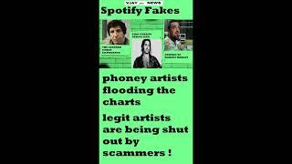 SPOTIFY FAKES