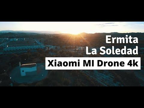Ermita de la Soledad - Loriguilla - Filmado con Xiaomi MI Drone 4k (cinematic)