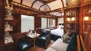Interiors Inspiration: Inside the New Orient Express Train | Venice Simplon-orient Express