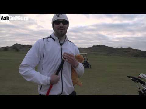 Steve Buzza in The Golf Bag