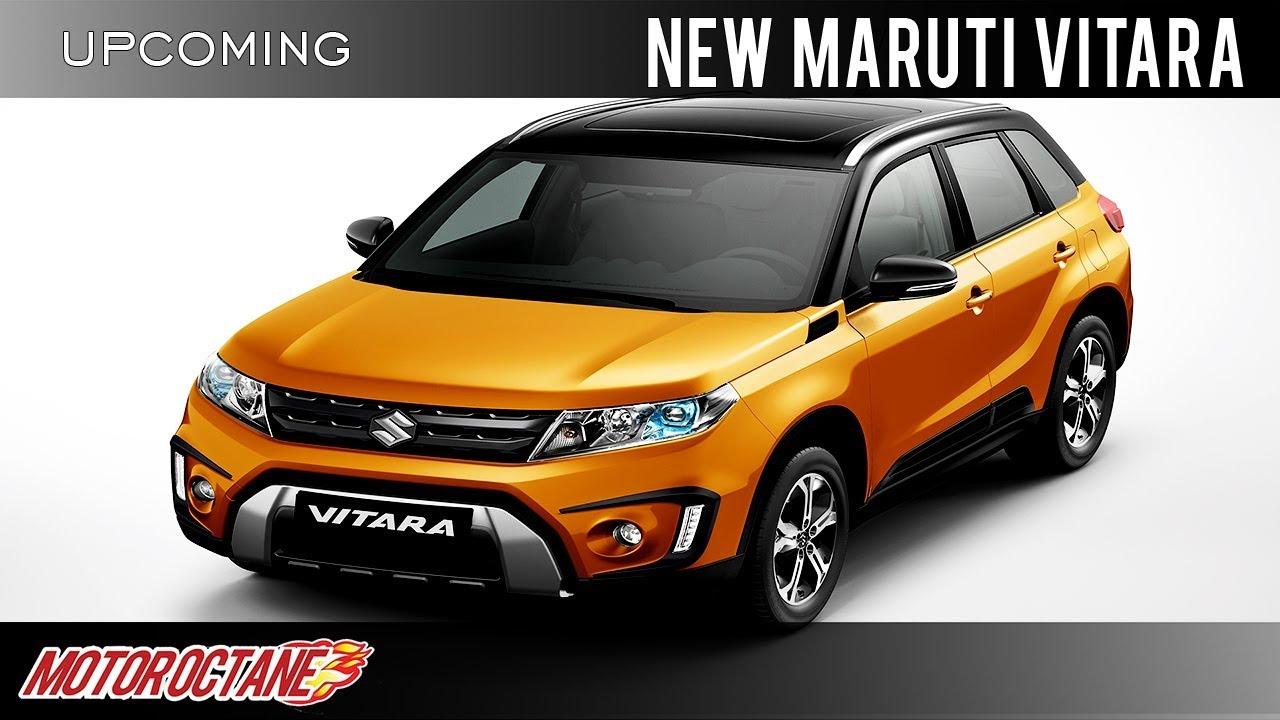 Motoroctane Youtube Video - Maruti Vitara Coming | Rs 12 lakhs exp | Hindi | MotorOctane