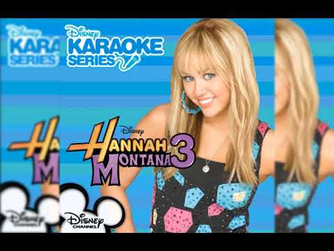 Hannah Montana/Miley Cyrus - The Best Of Both Worlds (2009 Movie Mix) Instrumental
