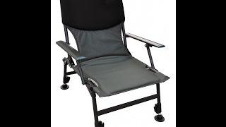 Рыболовное кресло карповое tramp comfort trf 030
