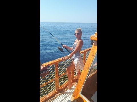 Nice Alanya fishing tour 5