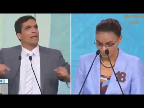 O CANDIDATO MAIS EDUCADO/ NUNCA DISSERAM ISSO EM DEBATE
