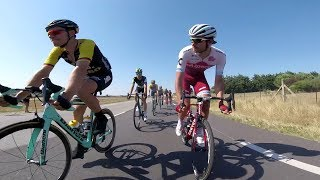 GoPro: Tour de France 2017 - Stage 16 Highlight - dooclip.me
