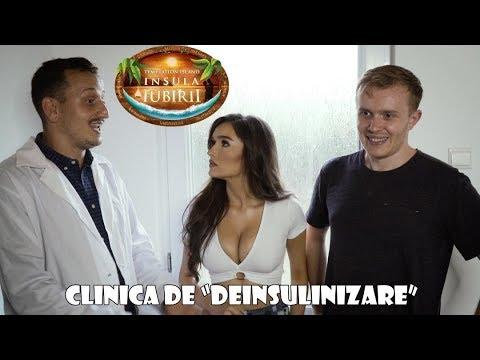 """CLINICA DE """"DEINSULINIZARE"""""""