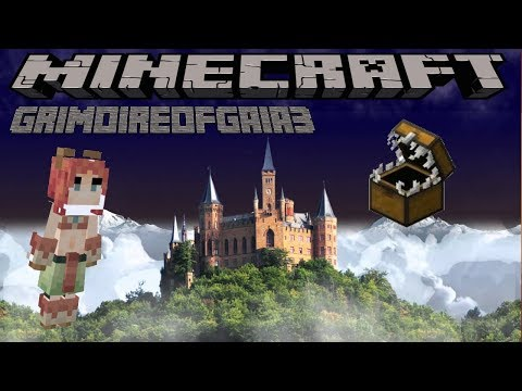 GRIMOIRE OF GAIA 3 - MINECRAFT 1.12.2 (MOD SHOWCASE)
