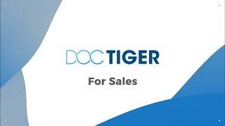 Doctiger Sales