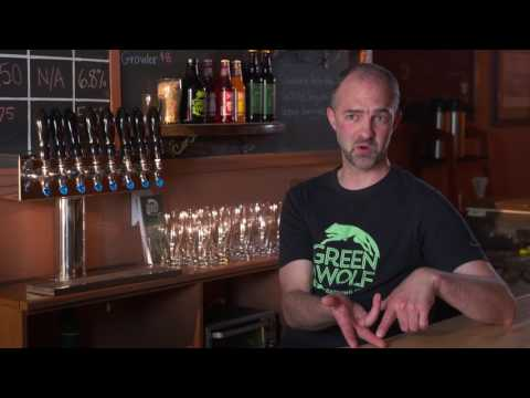Green Wolf Brewing Company The Brewing Process