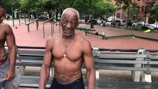70 Years Old Man Fit From Calisthenics Motivation