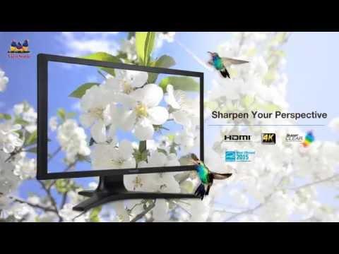 ViewSonic LED Display VG2860mhl-4K