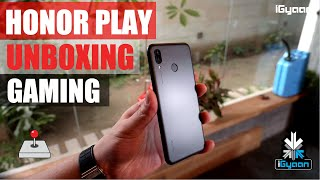 Honor Play Unboxing, Gaming and Benchmarks