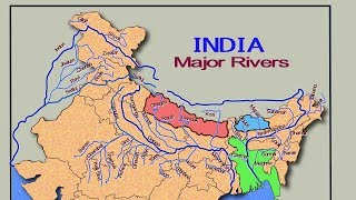 Lecture 1, All Indian Rivers for UPSC/IAS/Civil Services